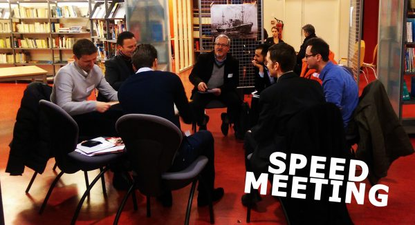 Speed meeting – 8 juin 2017